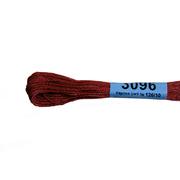Мулине х/б 8 м Гамма, 3096 т. розово-бежевый