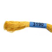 Мулине х/б 8 м Гамма, 3190 гр.-желтый
