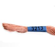 Мулине х/б 8 м Гамма, 3213 т.-кремовый