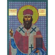 Рисунок на габардине А4 КМЧ-4335 «Св. Игнатий» 18*25,5 см