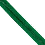 Молния Т5 рулон. спир. (уп. 200 м) №243 зелёный