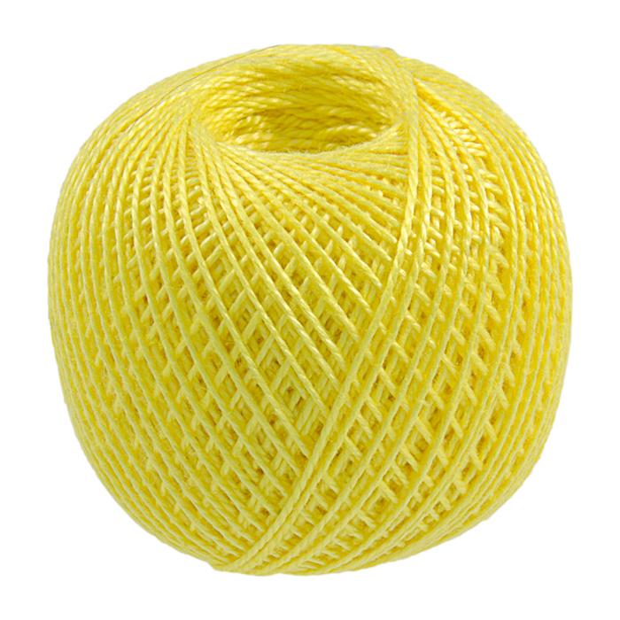 Пряжа Ирис, 25 г / 150 м, 0302 желтый