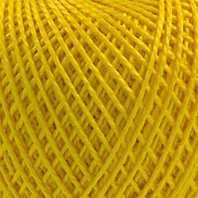 Пряжа Ирис, 25 г / 150 м, 0306 желтый