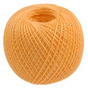 Пряжа Ирис, 25 г / 150 м, 0604 оранжевый