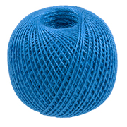 Пряжа Ирис, 25 г / 150 м, 2508 т.-голубой