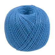Пряжа Ирис, 25 г / 150 м, 2608 ярко-голубой