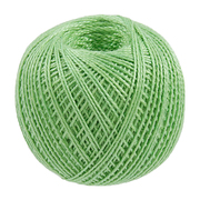 Пряжа Ирис, 25 г / 150 м, 3904 зеленый
