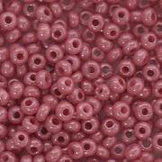Бисер Preciosa Чехия (уп. 5 г) 16198 т.-красный перламутровый