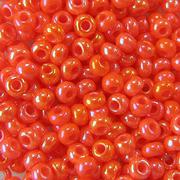 Бисер Preciosa Чехия (уп. 5 г) 94140 оранжевый радужный