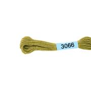 Мулине х/б 8 м Гамма, 3066 олива