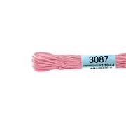 Мулине х/б 8 м Гамма, 3087 св.-розовый