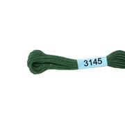 Мулине х/б 8 м Гамма, 3145 гр.-серый