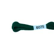Мулине х/б 8 м Гамма, 6075 т.-бирюзовый