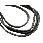 Шнур толстый В340 6 мм (уп. 100 м) №300 т.серый