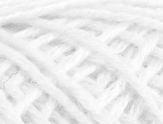 Пряжа Акрил (Тула), 50 г / 160 м, №01 белый