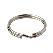 Кольцо для ключей 20 мм 815-001 никель 512405