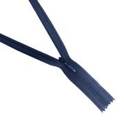 Молния Т3 потайная 20 см  SBS №398 джинсовый