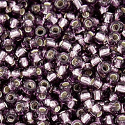 Бисер Preciosa Чехия 10-14гр. 27010 гр. фиолет