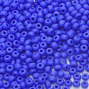 Бисер Preciosa Чехия 10-14гр. 33040 василек
