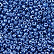 Бисер Preciosa Чехия 10-14гр. 38210 синий