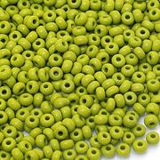 Бисер Preciosa Чехия 10-14гр. 53430 олива