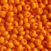 Бисер Preciosa Чехия 10-14гр. 93110 оранж