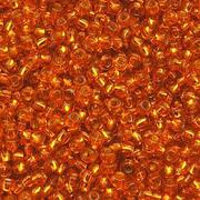 Бисер Preciosa Чехия 10-14гр. 97000 оранж