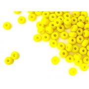 Бисер Preciosa Чехия 10-14гр. 83110 жёлтый