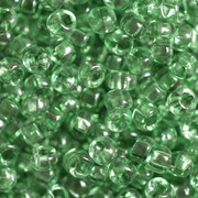 Бисер Preciosa Чехия 10-14гр. 01163 т.зеленый