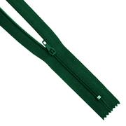 Молния Т4 спираль брючн. п/авт. 20 см 258 зеленая