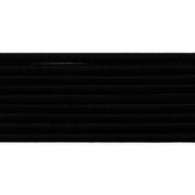 Шнур резиновый 2.5 мм Тур. №312 т.серый  рул. 100 м