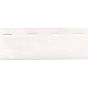 Корсаж клеевой 40 мм 10-30-10 уп. 100 м бел.