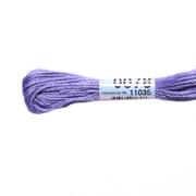 Мулине х/б 8 м Гамма, 0078 св.-фиолетовый
