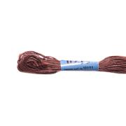 Мулине х/б 8 м Гамма, 0219 коричневый