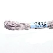 Мулине х/б 8 м Гамма, 0416 св.-серый