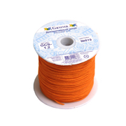 Шнур декор. 1,2 мм Гамма GCS-1.2 нейлон (уп. 50 м) №019 оранжевый