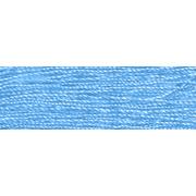 Нитки п/э №40/2 Aquarelle №310 + голубой