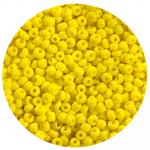 Бисер Астра (уп. 20 г) №0042 желтый