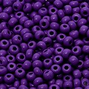 Бисер Preciosa Чехия (уп. 5 г) 17328 фиолетовый перламутровый