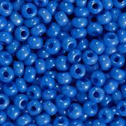 Бисер Preciosa Чехия (уп. 5 г) 17936 пыльно-голубой перламутровый