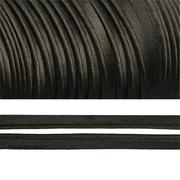 Кант атласный  GA-10P 10 мм (уп. 65 м) чёрный