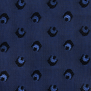 Ткань подкл. поливискон, вискоза 47%; п/э 53% жаккард (шир. 150 см) TSJEA2176/433 джинсовый