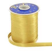 Косая бейка атлас. 15 мм (уп. 132 м) 6023Б золото