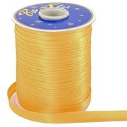 Косая бейка атлас. 15 мм (уп. 132 м) 6038Б т.-желт.