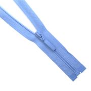 Молния Т5 разъемн. спираль 70 см  SB60M-483  Прибалтика №260 голубой