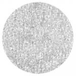Бисер Астра (уп. 20 г) №0101 белый прозрачный