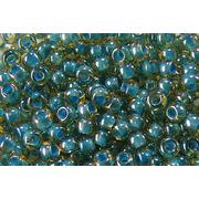 Бисер Preciosa Чехия 10-14гр. 11022 т. голубой