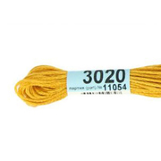 Мулине х/б 8 м Гамма, 3020 горчично-желтый