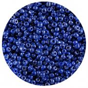 Бисер Астра (уп. 20 г) №0128 синий перламутровый