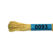 Мулине х/б 8 м Гамма, 0093 песочный